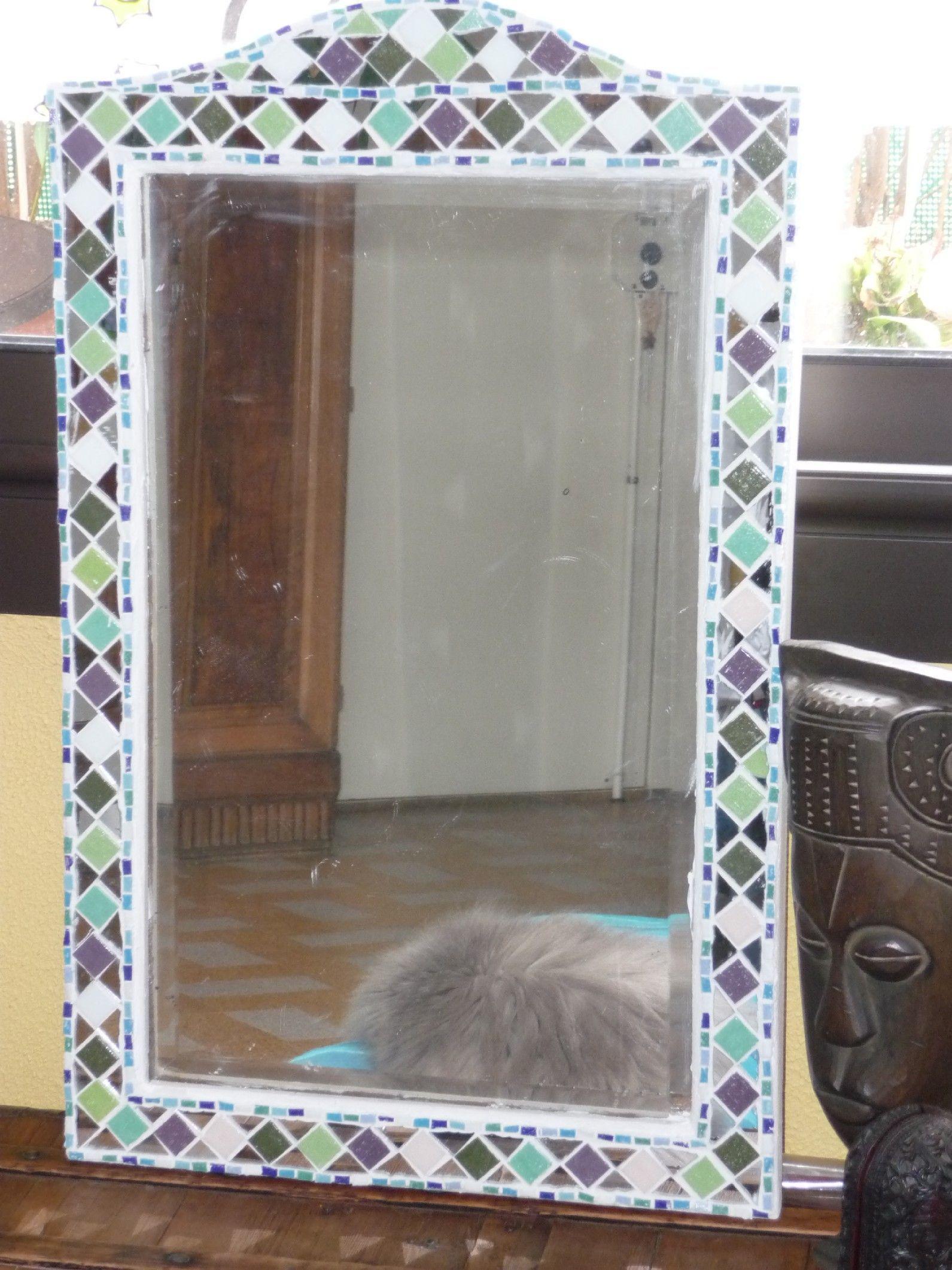 Creations en bois argile et platre page 2 for Si belle en ce miroir